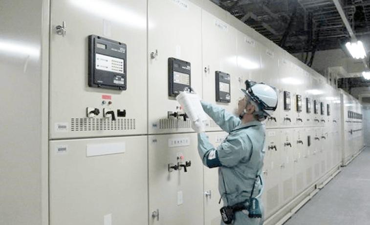 電気設備保守